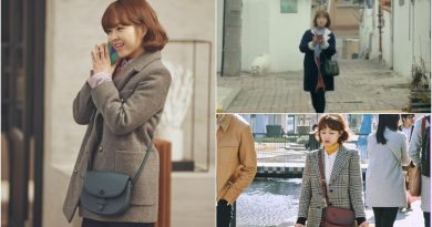 Tren Mini Bag Park Bo Young dalam 'Strong Woman Do Bong Soon'