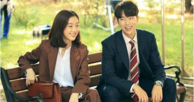 Jung Ryeo Won X Yoon Hyun Min, Foto di Lokasi Syuting 'Witch's Court'