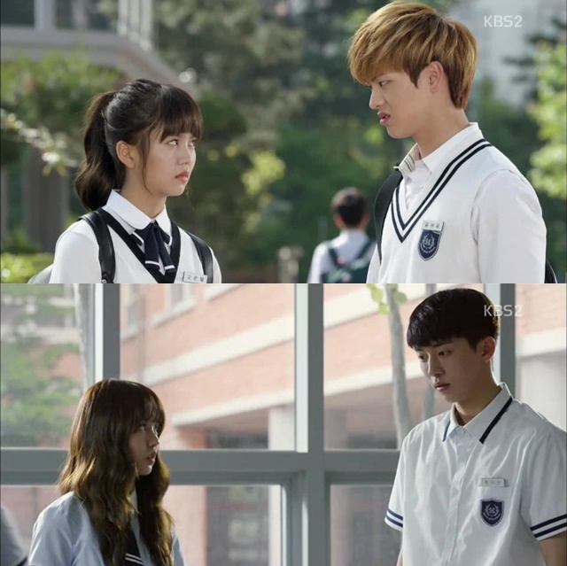 Images of Korean School Drama - #rock-cafe