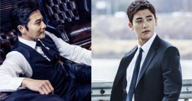Jang Dong Gun & Park Hyun Sik menjadi Pengacara, 'Suits' tayang perdana 25 april 2018