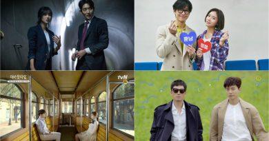 4 Drama yang akan segera tayang di bulan Mei