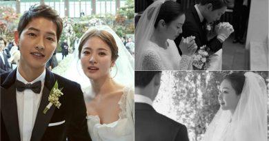 """""""Mengejutkan!""""… Pernikahan rahasia para Bintang Hallyu"""