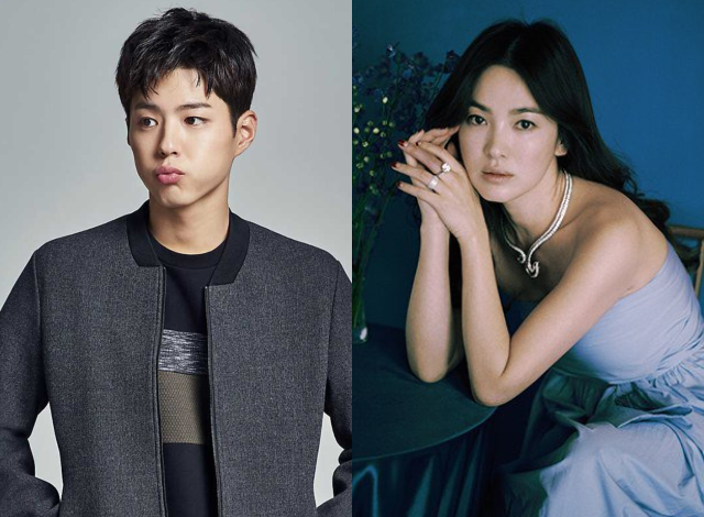 Boyfriend' Song Hye Kyo x Park Bo Gum → 'The Chronicle of Aseudal