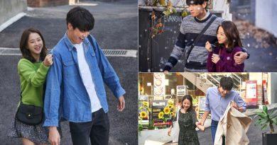 'On Your Wedding Day' Park Bo Young ♥ Kim Young Kwang, potongan adegan empat musim yang indah
