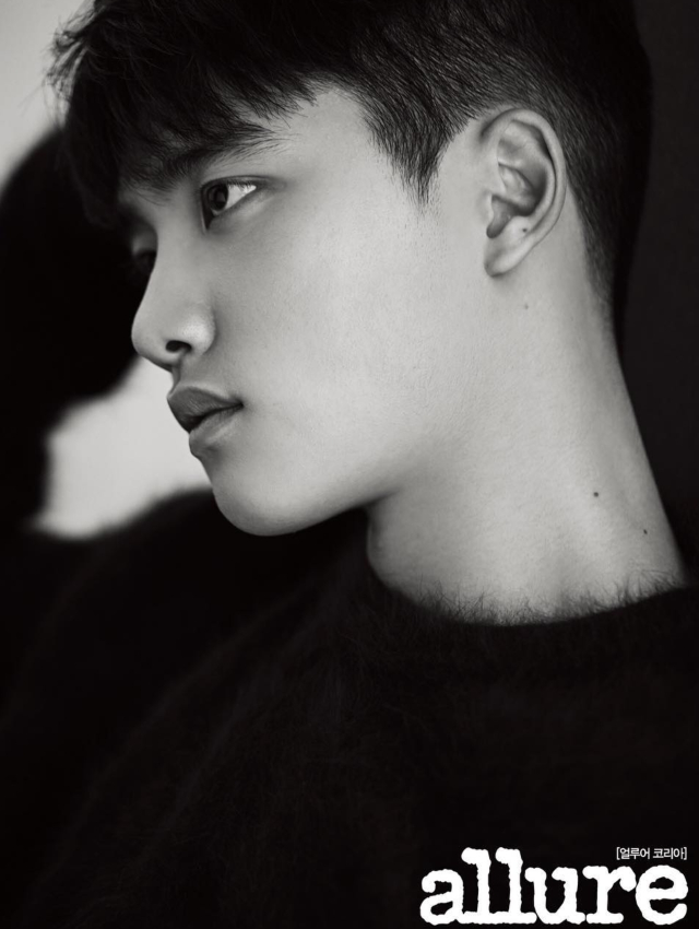 painting like side profile d o and also do kyung soo castko