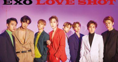 EXO, mendominasi hingga akhir taun dengan 'Love Shot'