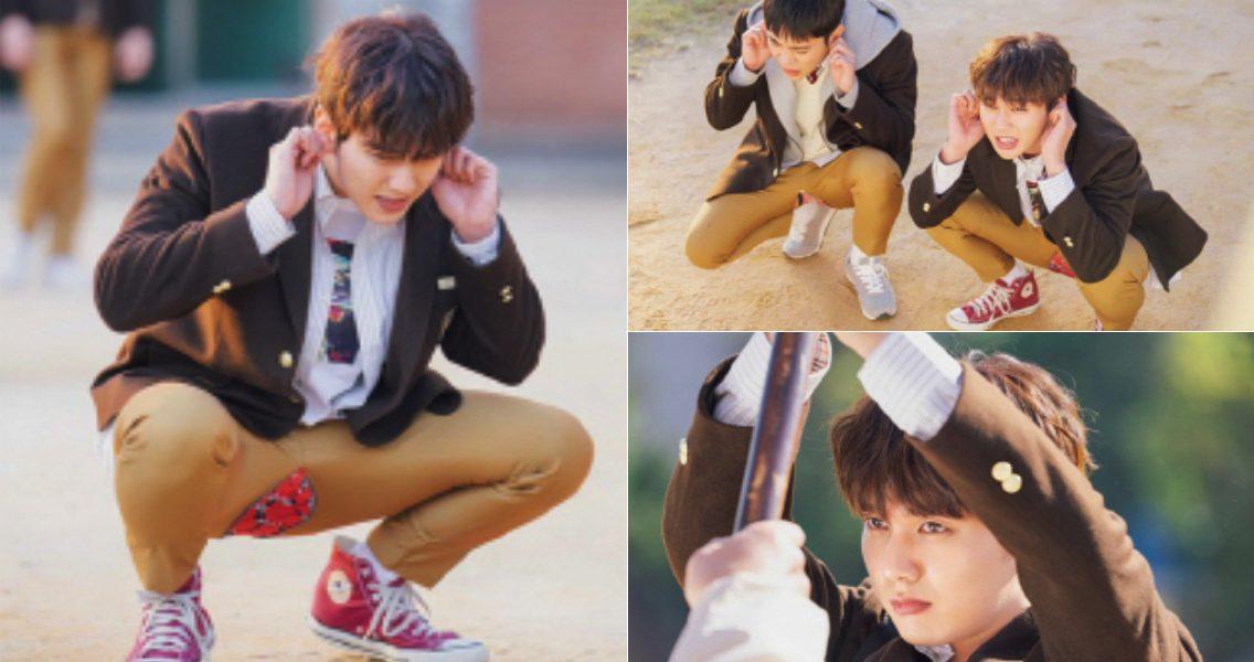 'Revenge is Back' mengejutkan! Pakaian dalam karakter Yoo Seung Ho terungkap!