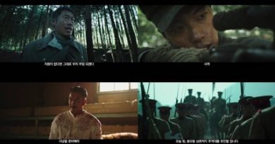 Yu Hae Jin X Ryu Jun Yeol 'The Battle of  Fengwudong', Pertarungan di Tahun 1920 Kembali